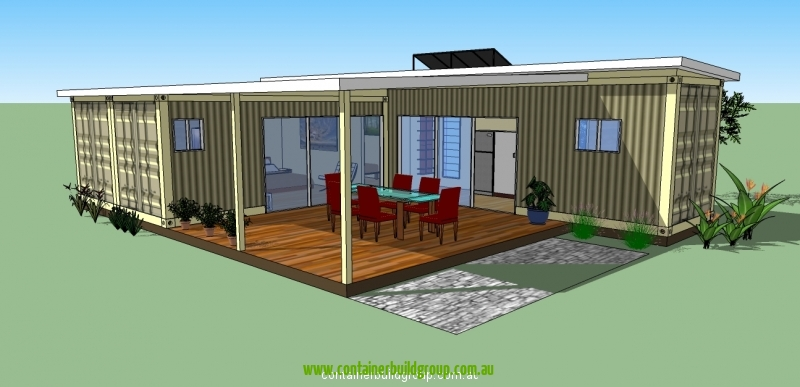 Shipping home organizer shipping container homes for sale brisbane - Container homes queensland ...