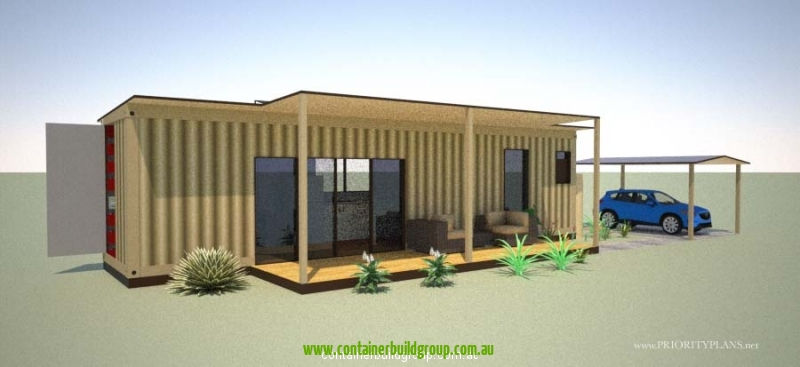 Eco cabin container homes pop up shops - Ecopod container home ...