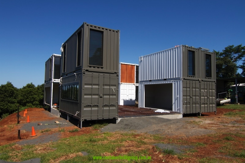 Architectural container homes 4 5 bedroom container homes pop up shops - Container homes for sale in usa ...