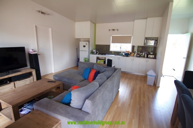 2 bed granny flat container home