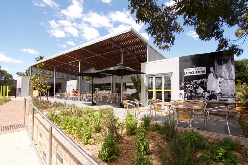 cargo cafe - Rookwood Cemetery Commercial Complex