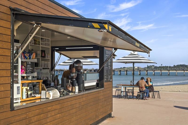 Coffs Harbour jetty cafe 6