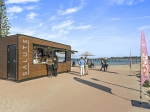 Coffs Harbour jetty cafe 1
