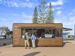Coffs Harbour jetty cafe 2