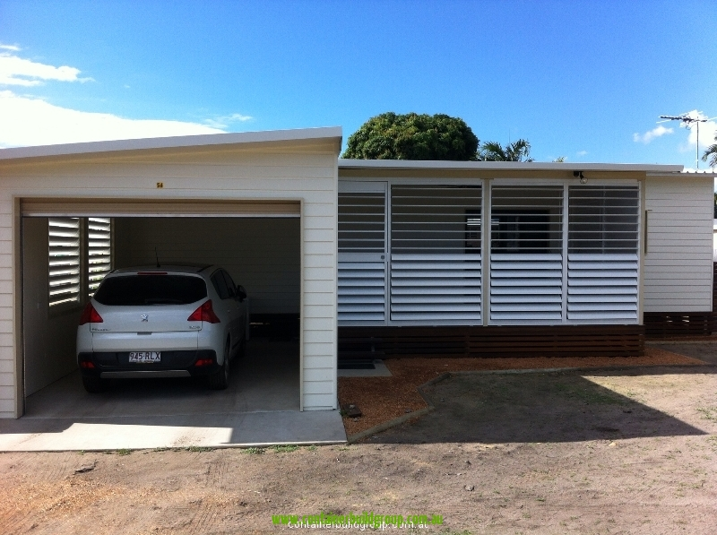 External Cladding Options Container Homes Pop Up Shops