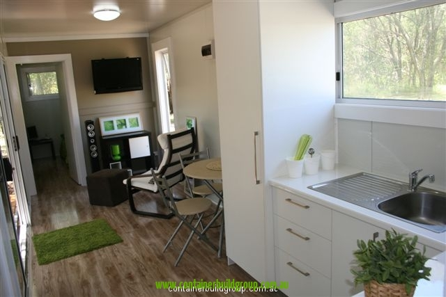 Granny Cabin 40ft Container Homes Amp Pop Up Shops