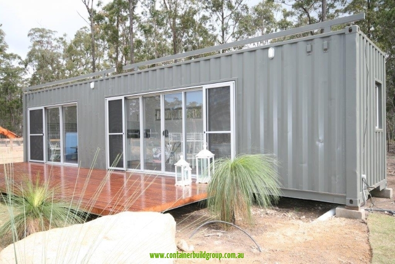Granny Cabin 40ft Container Homes Pop Up Shops