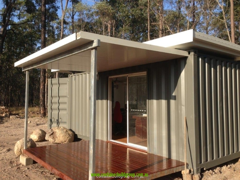 Office container homes pop up shops - Container homes queensland ...