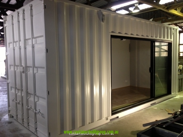 20 ft custom container homes pop up shops - Ft container home ...
