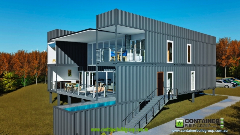 Sch And Container Homes Amp Pop Shops