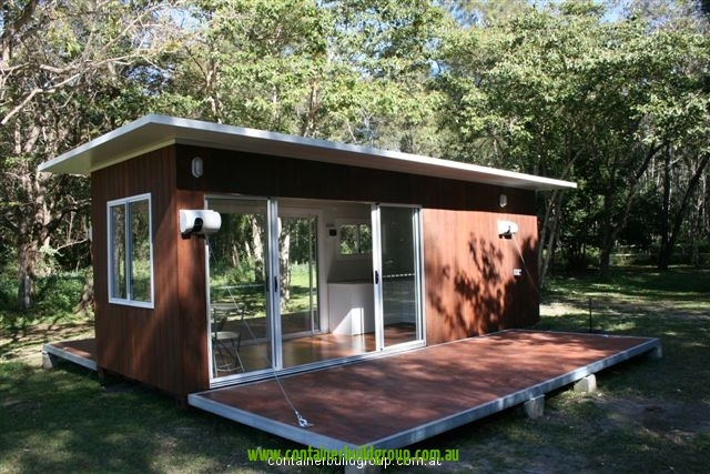 Stingray Cabin 20ft | Container Homes & Pop-Up Shops