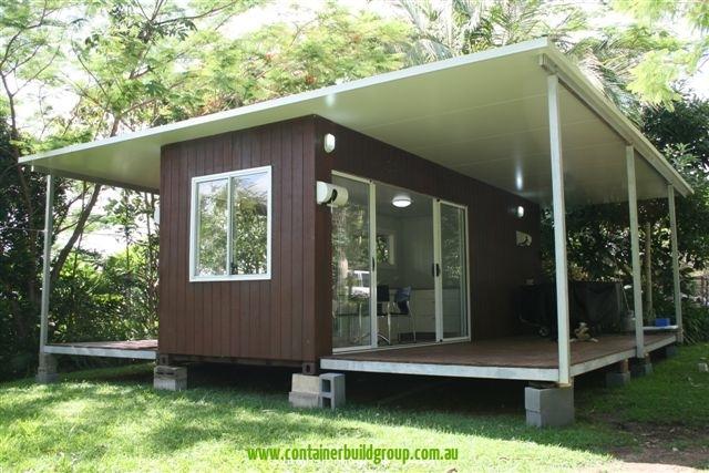 stingray cabin 20ft container homes pop up shops. Black Bedroom Furniture Sets. Home Design Ideas