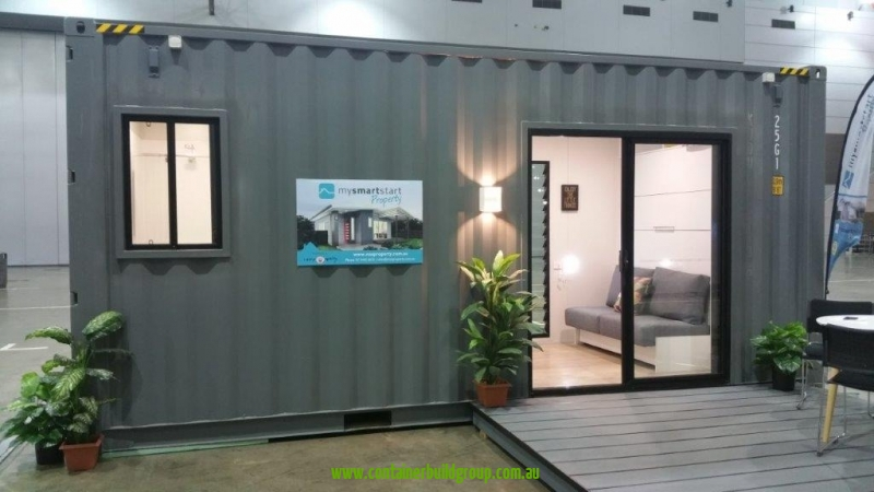 Tiny House Container Homes Pop Up Shops