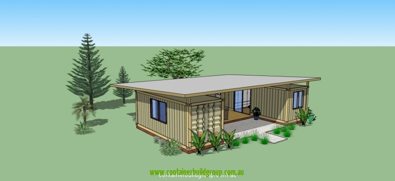 Two bedroom modular container homes pop up shops for 2 bedroom cabins to build