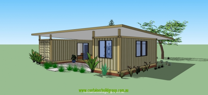 Two bedroom modular container homes pop up shops for 2 bedroom homes to build