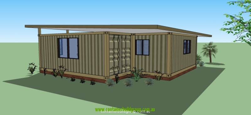 Two Bedroom Modular Container Homes Amp Pop Up Shops